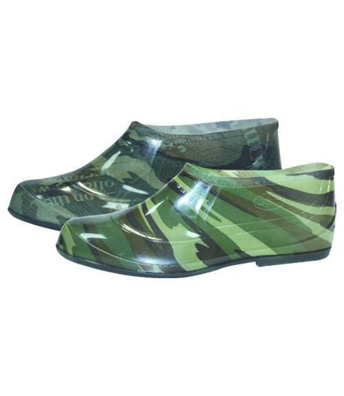 Галоши ПВХ мужские, Фабрика обуви ВВС, г. Каменск-Шахтинский