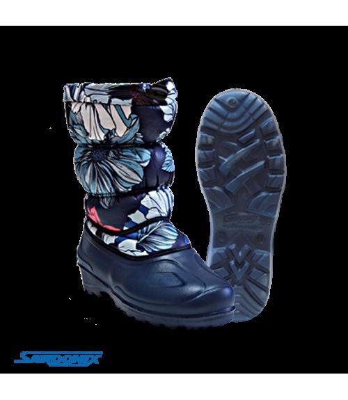 Сапоги женские АВРОРА, Фабрика обуви Sardonix, г. Астрахань