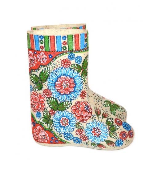 Валенки женские, Фабрика обуви ВаленкиОпт, г. Чебоксары