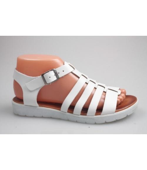 Сандалии женские на полную ногу, Фабрика обуви Askalini, г. Москва