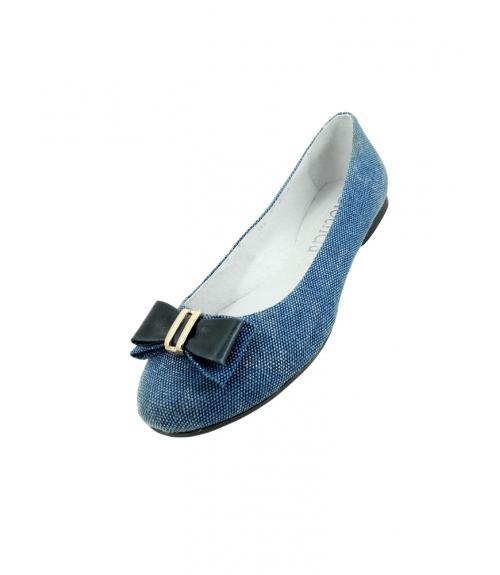 Балетки женские, Фабрика обуви Клотильда, г. Пятигорск