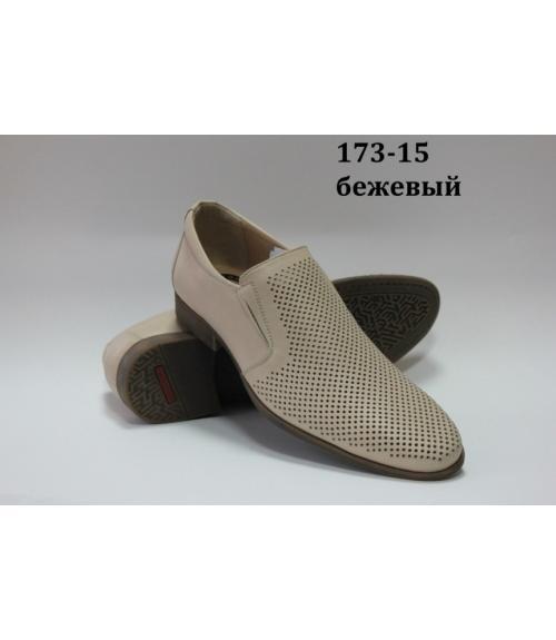 Туфли мужские , Фабрика обуви ЭЛСА-BIATTI, г. Таганрог