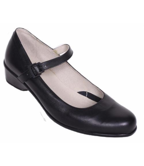 Туфли школьные для девочек, Фабрика обуви Омскобувь, г. Омск