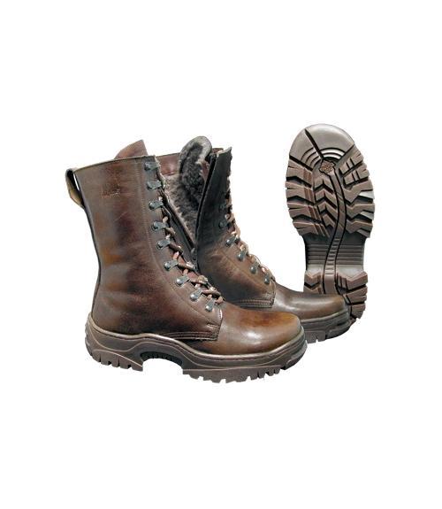 Ботинки для охотников Volunteer, Фабрика обуви Альпинист, г. Санкт-Петербург