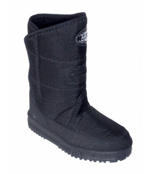 Сапоги мужские дутики, Фабрика обуви Талдомская фабрика обуви Taltex, г. Талдом