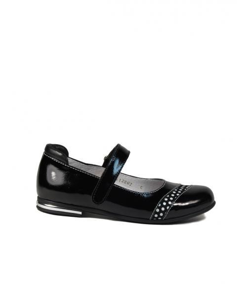 Туфли школьные для девочек, Фабрика обуви Kumi, г. Симферополь