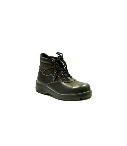 Ботинки хромовые, Фабрика обуви Костромская фабрика обуви, г. Кострома