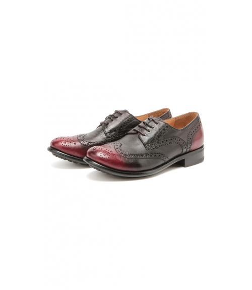 Ботинки, Фабрика обуви Marco bonne, г. Москва
