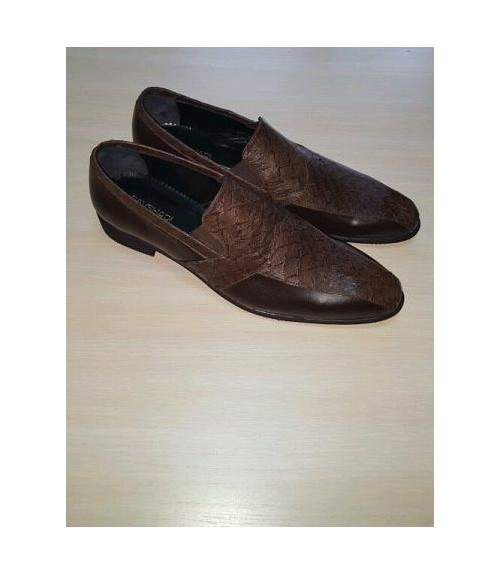Туфли мужские, Фабрика обуви Savshadi, г. Волгоград