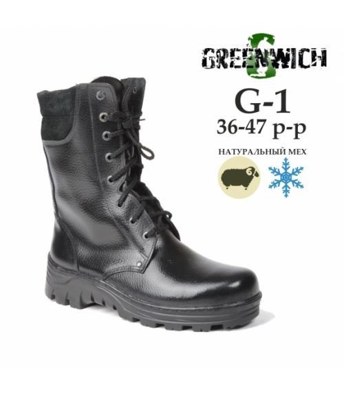 Ботинки ОМОН ЭЛИТ G-1 , Фабрика обуви Фабрика обуви, г. Барнаул