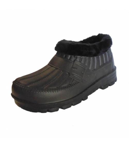 Галоши мужские утепленные, Фабрика обуви Оптима, г. Кисловодск