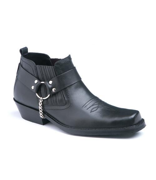 Ботинки мужские Пират, Фабрика обуви Kazak, г. Санкт-Петербург