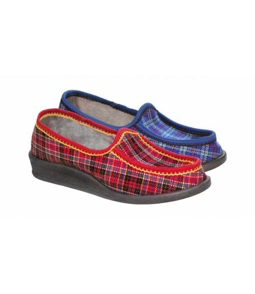 обувь повседневная с вышивкой женская, Фабрика обуви Soft step, г. Пенза