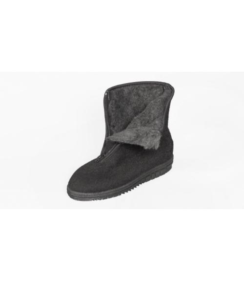 Полусапоги суконные, Фабрика обуви Soft step, г. Пенза