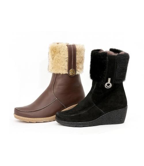 Ботинки женские, Фабрика обуви Восход, г. Тюмень