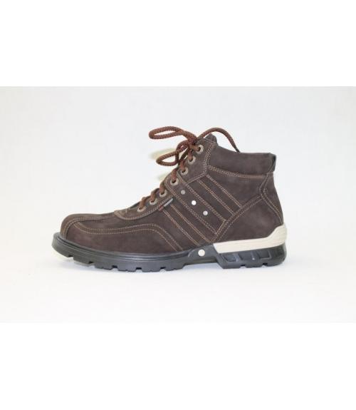 Ботинки мужские зимние, Фабрика обуви ОбувьЦех, г. Нижний Новгород