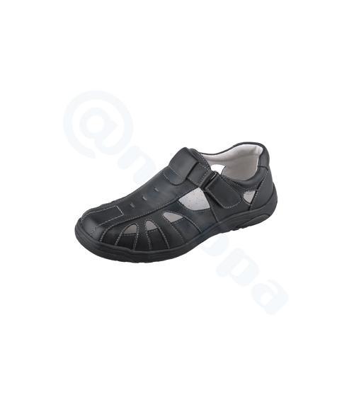 Сандалии школьные, Фабрика обуви Антилопа, г. Коломна