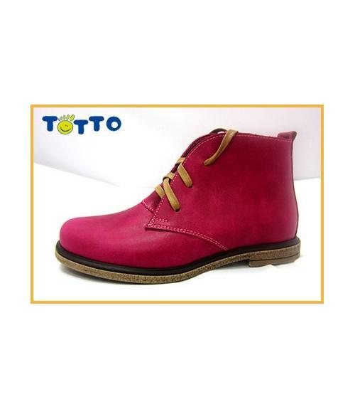 Ботинки детские, Фабрика обуви Тотто, г. Санкт-Петербург