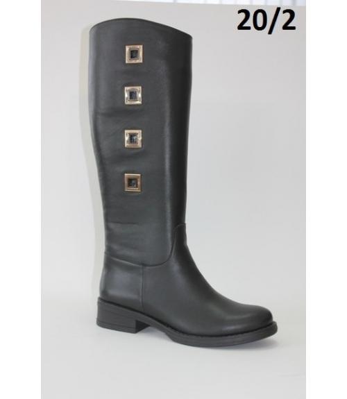 Сапоги женские, Фабрика обуви ЭЛСА-BIATTI, г. Таганрог