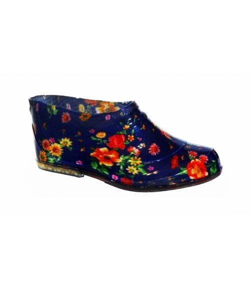 Галоши ПВХ женские садовые, Фабрика обуви Soft step, г. Пенза
