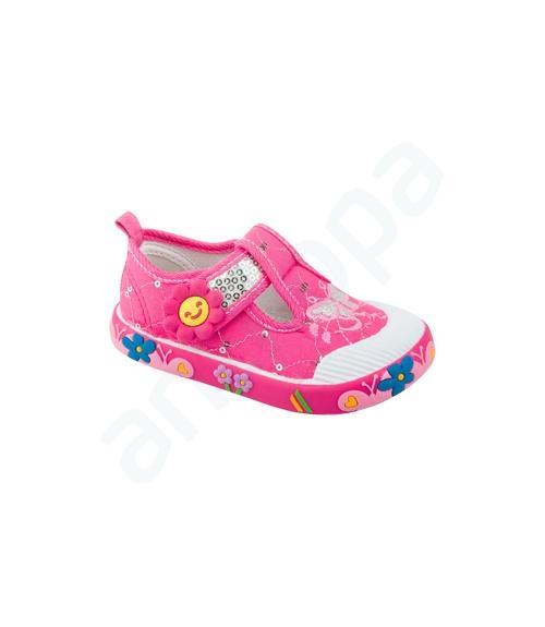Кеды детские дошкольные, Фабрика обуви Антилопа, г. Коломна