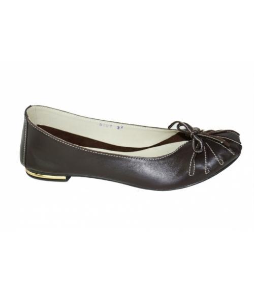 Балетки женские, Фабрика обуви OVR, г. Санкт-Петербург