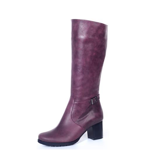 Сапоги женские, Фабрика обуви Fanno Fatti, г. Чебоксары