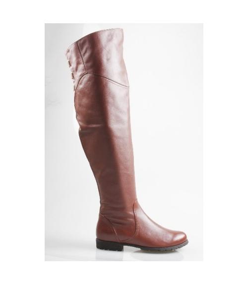 Ботфорты на полную ногу, Фабрика обуви Askalini, г. Москва