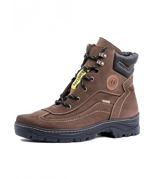 Ботинки мужские, Фабрика обуви Burgerschuhe, г. Санкт-Петербург
