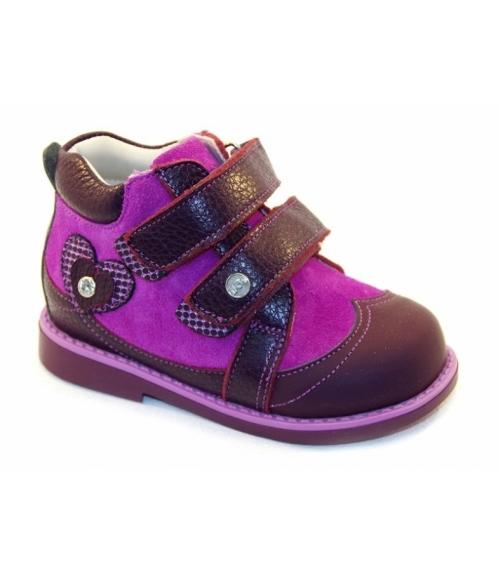 Детские полуботинки, Фабрика обуви BOS, г. Краснодар