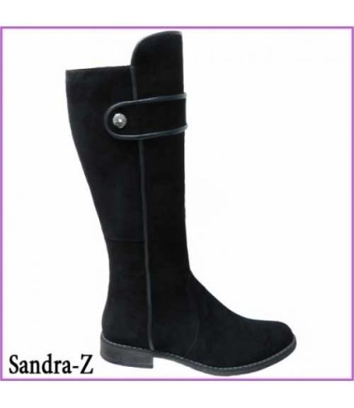 Сапоги женские Sandra-Z, Фабрика обуви TOTOlini, г. Балашов
