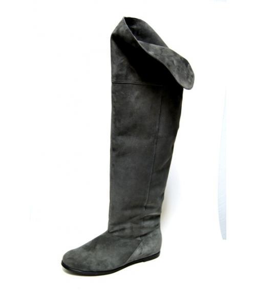 Ботфорты, Фабрика обуви Norita, г. Москва
