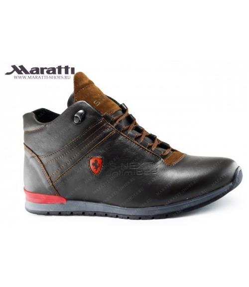 Кроссовки мужские зимние, Фабрика обуви Maratti, г. Москва