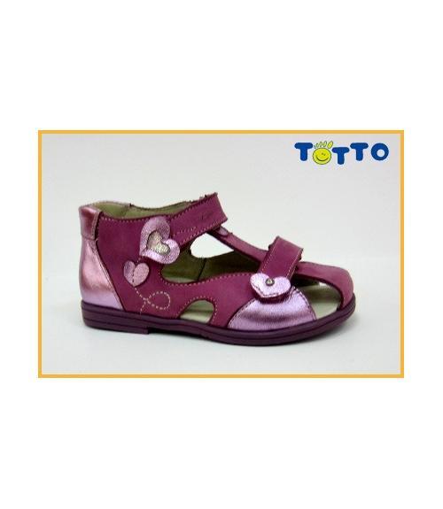 Босоножки детские для дечочек, Фабрика обуви Тотто, г. Санкт-Петербург