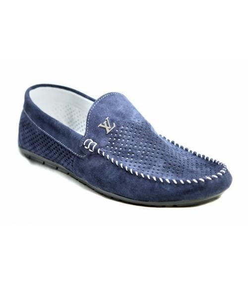 Мокасины мужские, Фабрика обуви Атом обувь, г. Москва