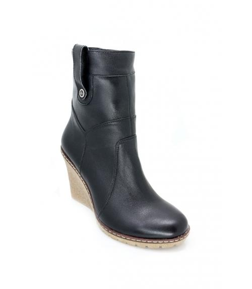 Полусапоги женские, Фабрика обуви Клотильда, г. Пятигорск