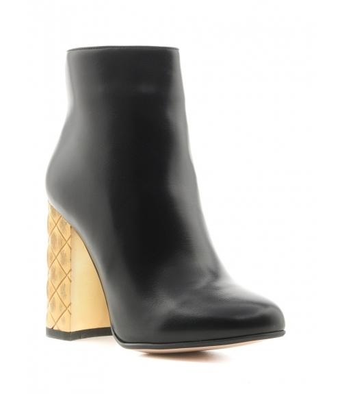 Ботильоны женские , Фабрика обуви Shelly, г. Москва