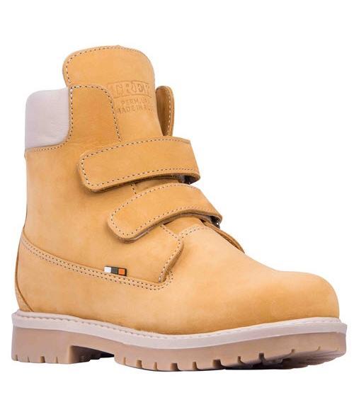 Ботинки подростковые зимние Скаут, Фабрика обуви Trek, г. Пермь
