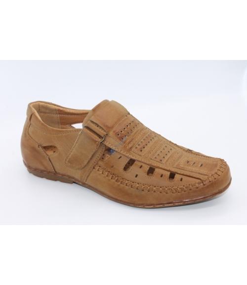 Мокасины мужские, Фабрика обуви Русский брат, г. Москва