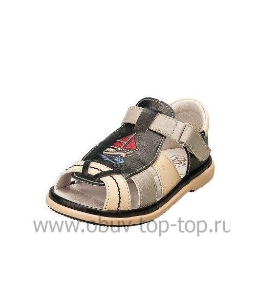 Сандалии малодетские для мальчиков, Фабрика обуви Топ-Топ, г. Сызрань