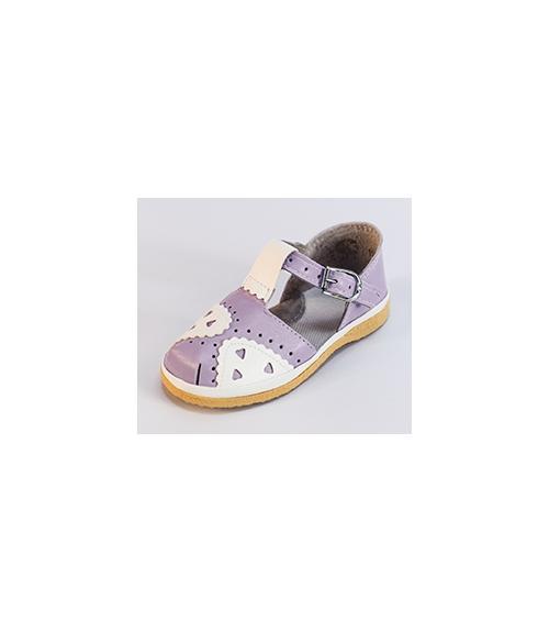 Сандалии детские для девочек, Фабрика обуви Юта, г. Чебоксары