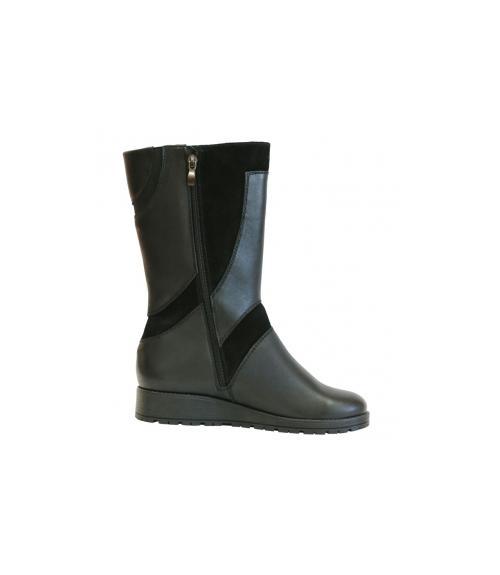 Полусапоги женские, Фабрика обуви Росток, г. Биробиджан
