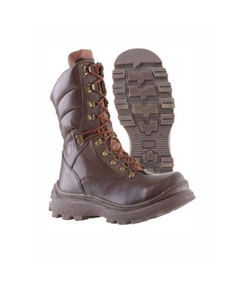 Ботинки для охотников Bladhaund, Фабрика обуви Альпинист, г. Санкт-Петербург