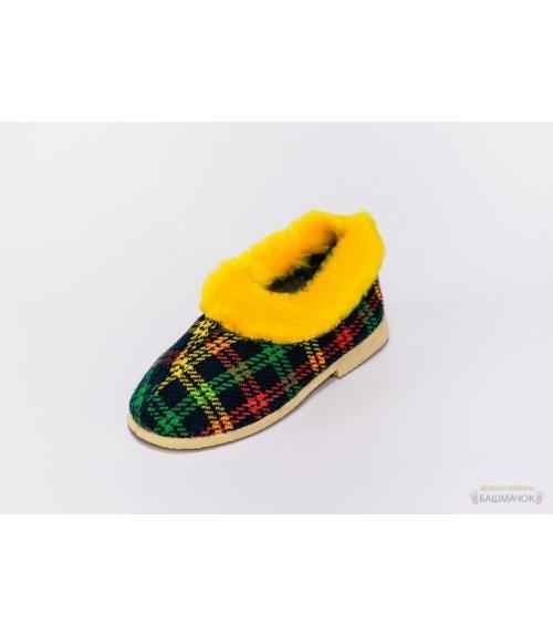 с меховой опушкой, Фабрика обуви Башмачок, г. Чебоксары