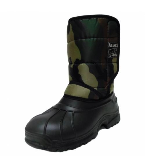 Сапоги ЭВА мужские Аляска, Фабрика обуви Оптима, г. Кисловодск