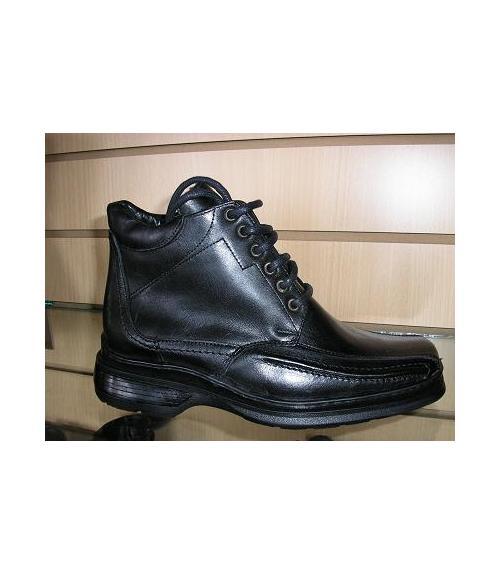 Ботинки для мальчиков, Фабрика обуви Ульяновская обувная фабрика, г. Ульяновск