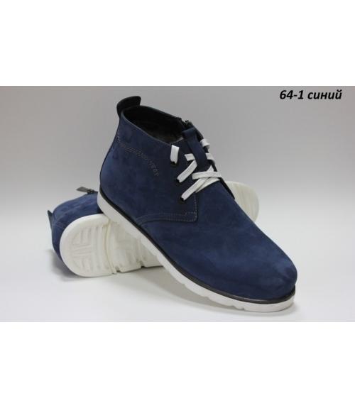 Ботинки мужские, Фабрика обуви ЭЛСА-BIATTI, г. Таганрог