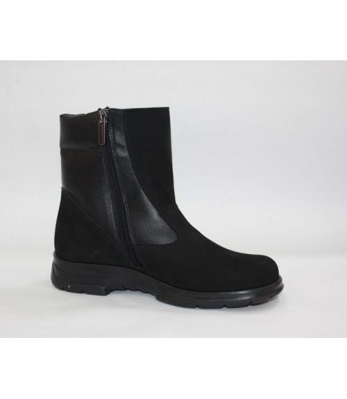 Полусапожки для школьников мальчиков, Фабрика обуви Саян-Обувь, г. Абакан