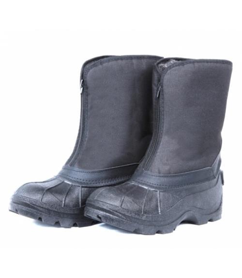 Сапоги мужские на молнии, Фабрика обуви Муромец, г. с. Ковардицы