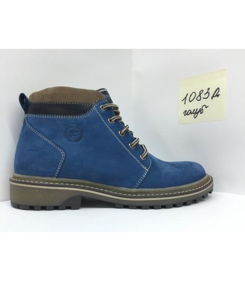 Подростковые ботинки, Фабрика обуви Flystep, г. Ростов-на-Дону